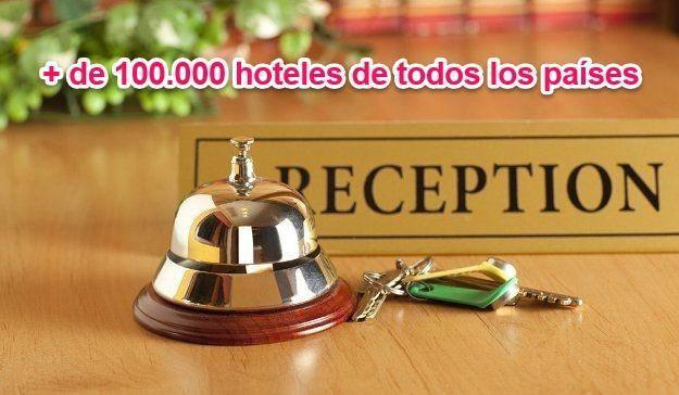 Hoteles en todos los destinos