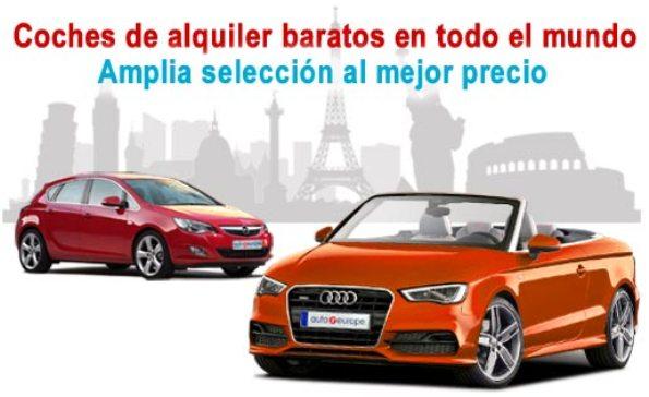 Alquiler de coche en todo los países